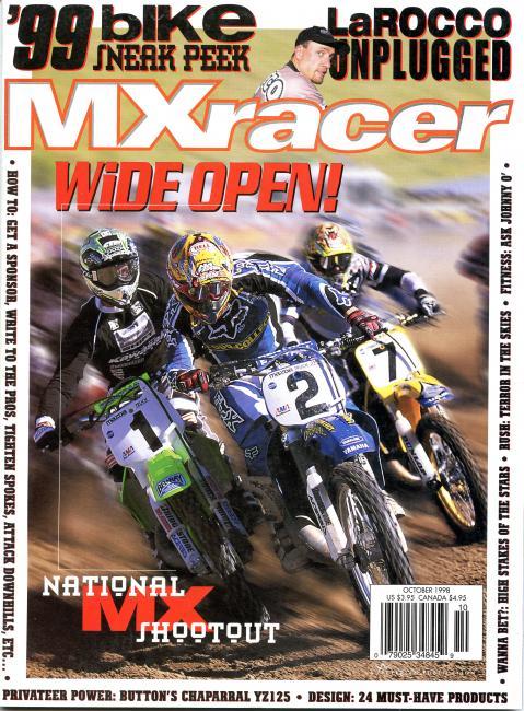 MXracer / USA / October 1998
