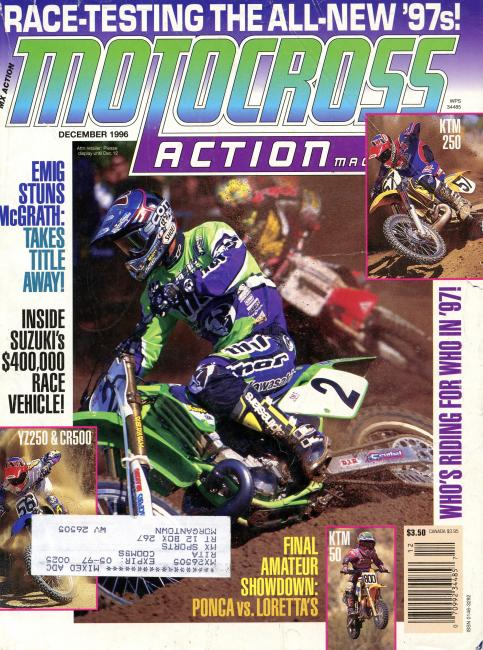 Motocross Action / USA / December 1996