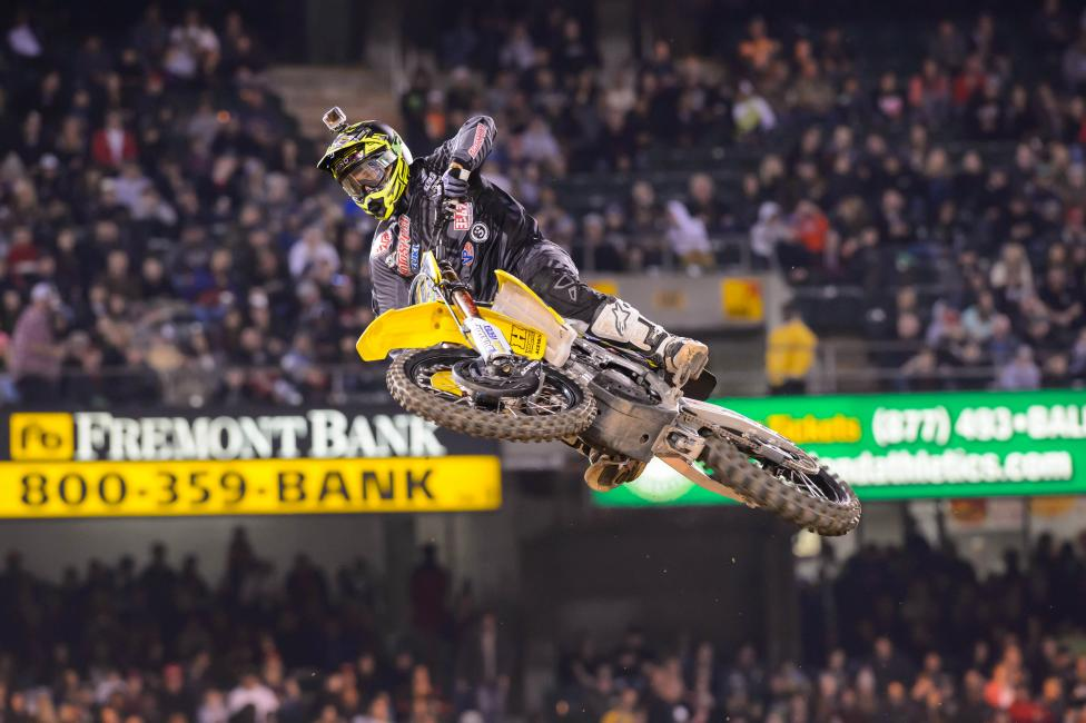 Weston Peick is bruised but not broken. He will race in Daytona.