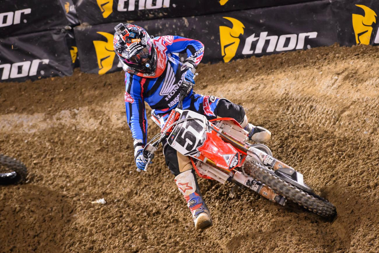 Injury Report: Daytona