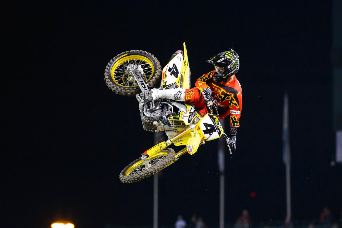 5 Minutes With Ricky Carmichael