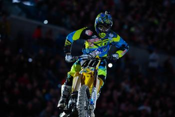 Chisholm, Peick Out for Daytona