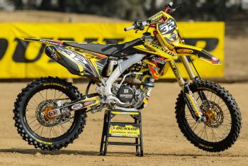 Racer X Films: Dunlop Suzuki RM-Z250