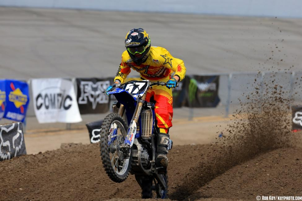 Plessinger won both A classes at RCSX.