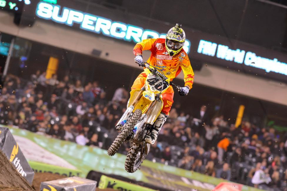 Fly is also a big part of Weston Peick's program. Photo: Simon Cudby