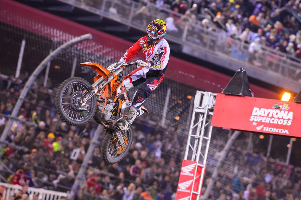 Fly supports riders from Andrew Short to Trey Canard  to The Privateer Journey team.