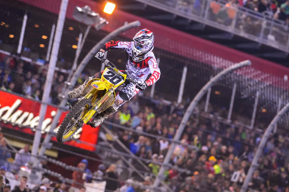 Career night for Tickle at Daytona. Photo: Simon Cudby