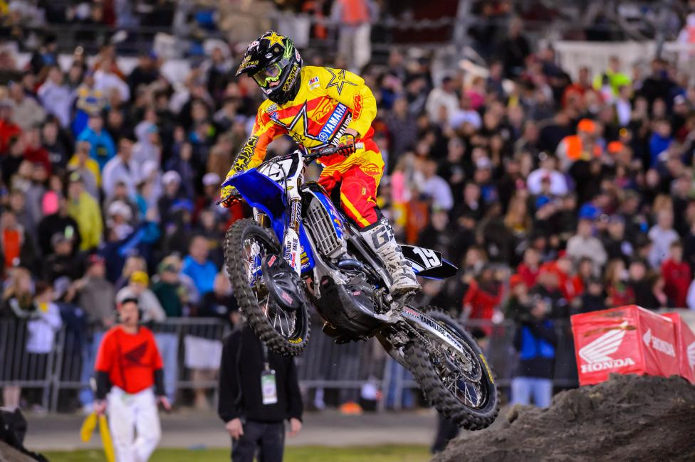 Who has been the biggest surprise in the 250SX East Region?