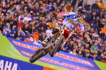 Injury Report: Detroit SX