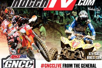 GNCC Live on RacerTV This Weekend