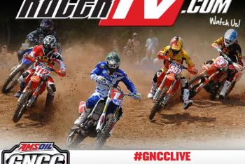 GNCC Bike Live on RacerTV Today