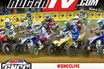 GNCC ATV Live on RacerTV Today