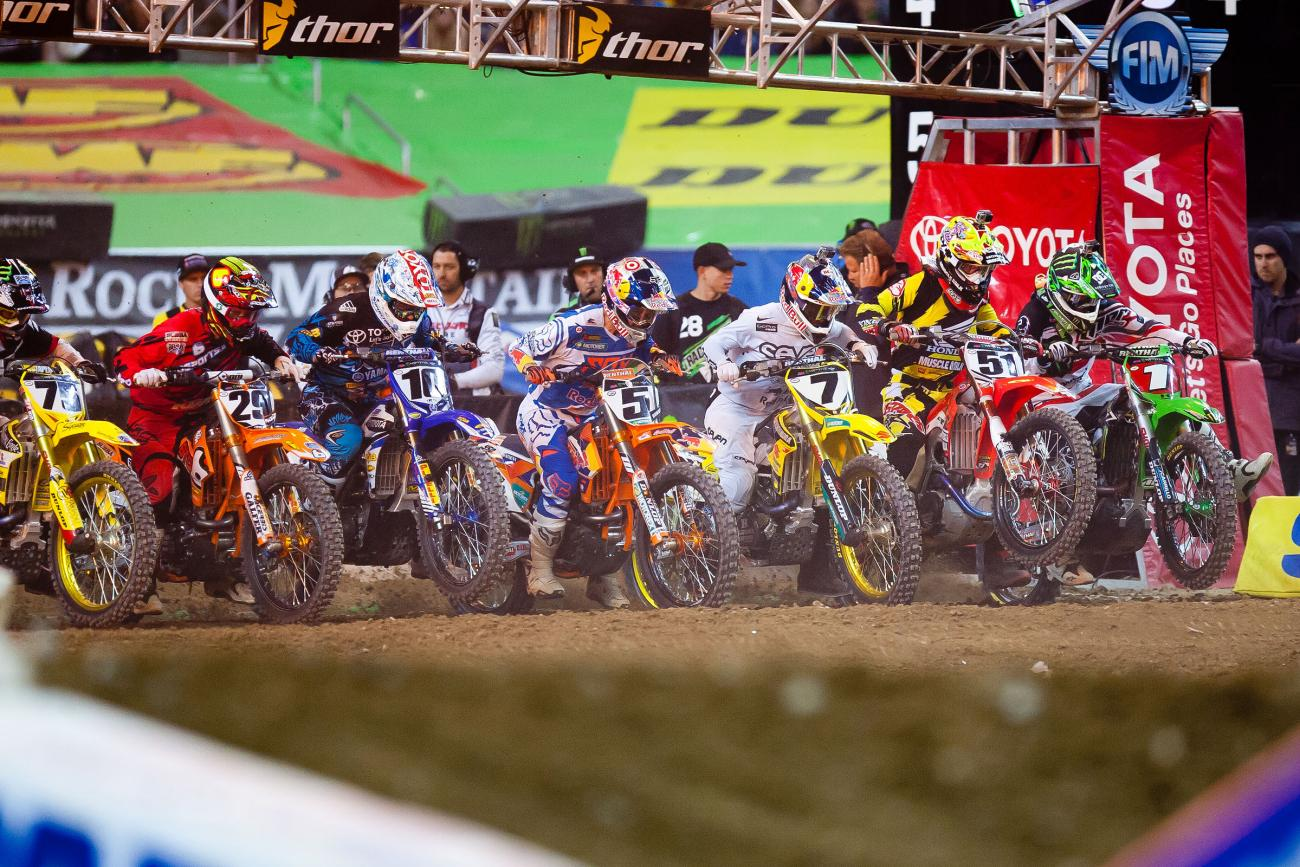 Race Report: Detroit SX