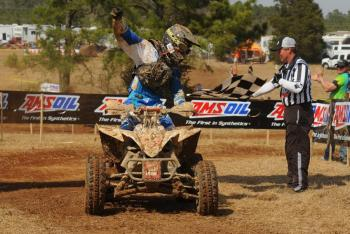 Fowler Captures Win at the Maxxis GNCC