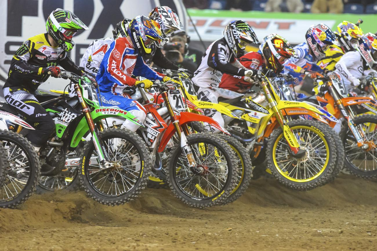 Racer  X Podcast: Detroit