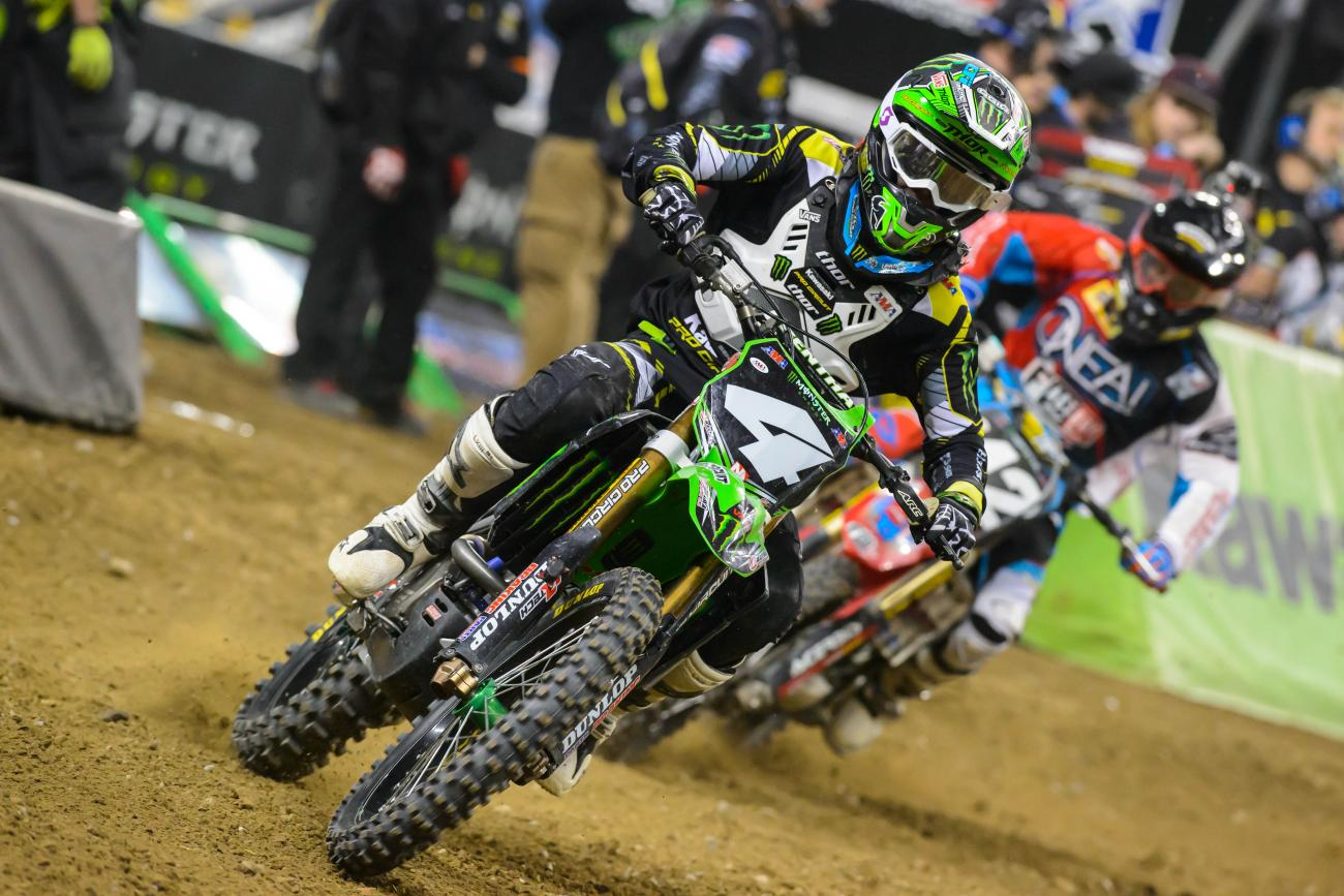 Racer X Films: Aftermath with Blake Baggett