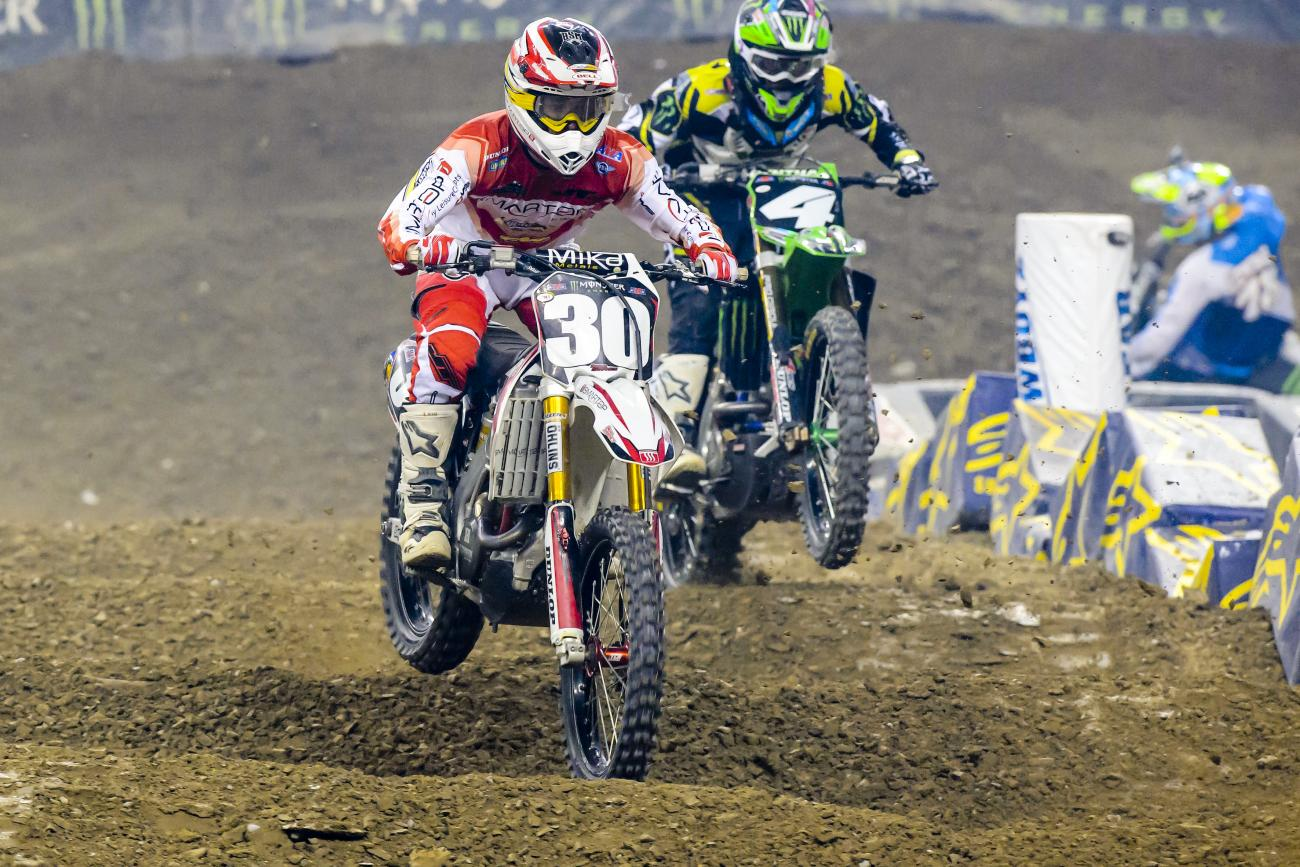 Racer X Films: Aftermath with Kyle Cunningham