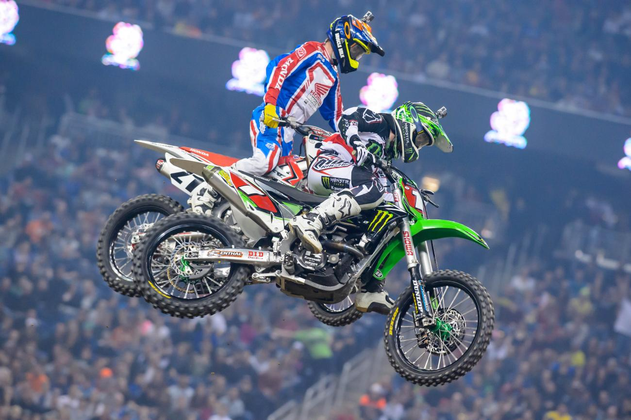 Sign of the (Lap) Times: Detroit SX