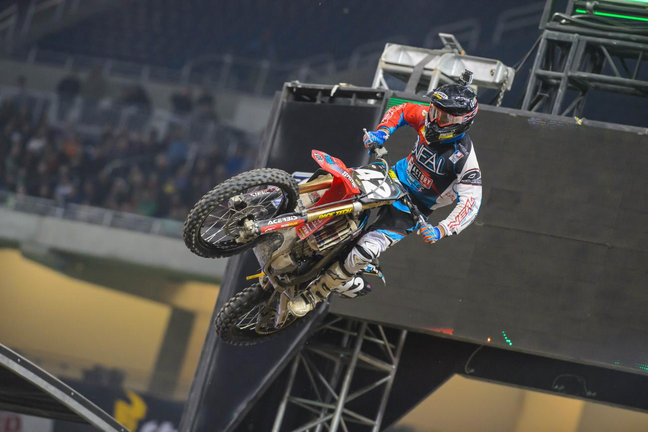 Who is your favorite two-digit 250SX East Region privateer?