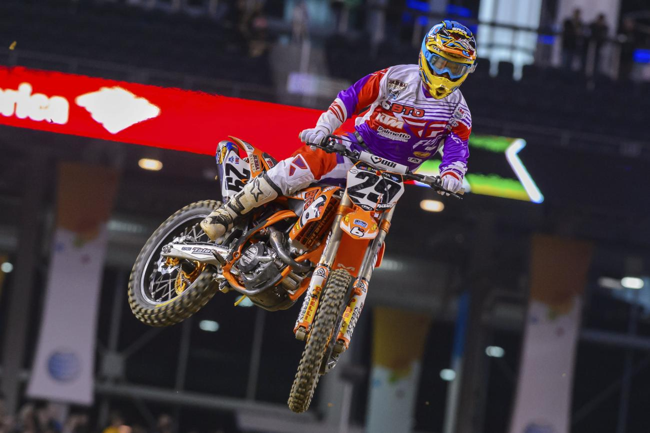 Between the Motos: Andrew Short