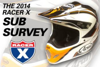 Win an Arai VX-Pro3!
