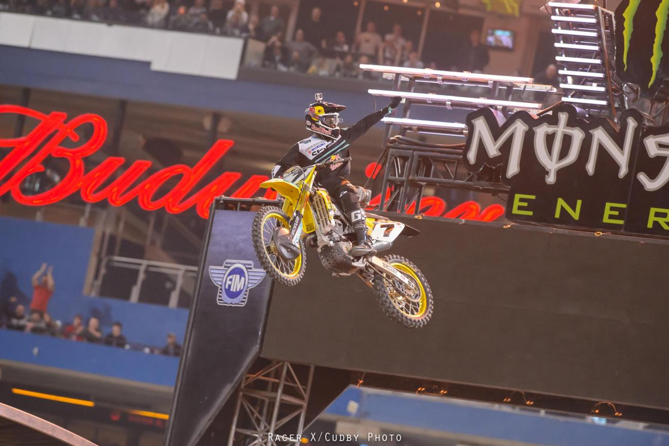 Race Report: Toronto SX
