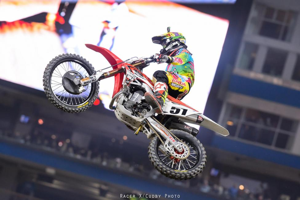 Barcia was the top mere mortal in Toronto. Stewart was on another planet. But it's an encouraging sign for Barcia, who has not had a good season.