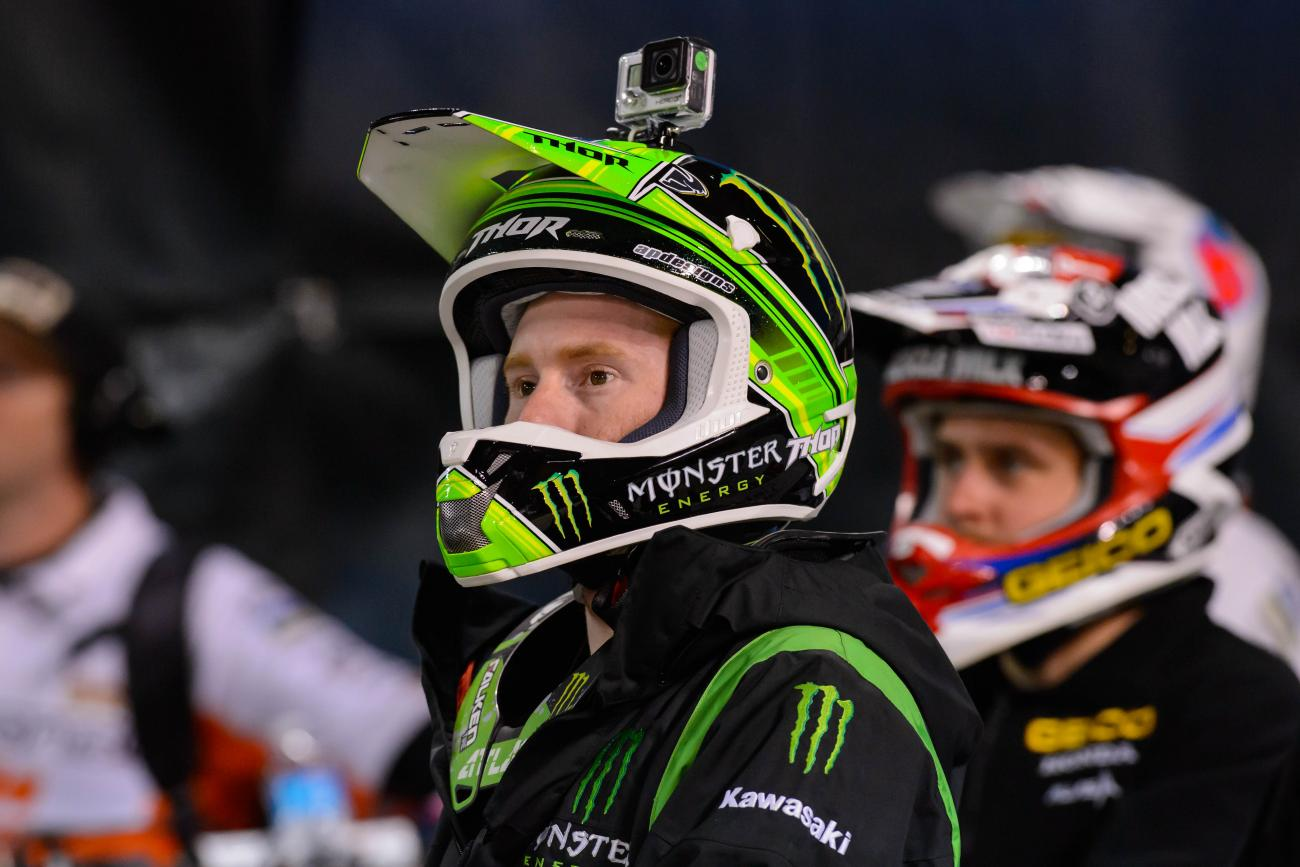 What was the craziest part of the Toronto SX?