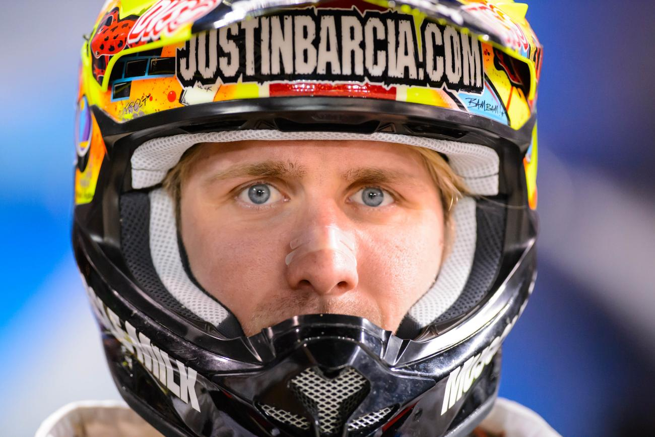 450 Words: Barcia's View