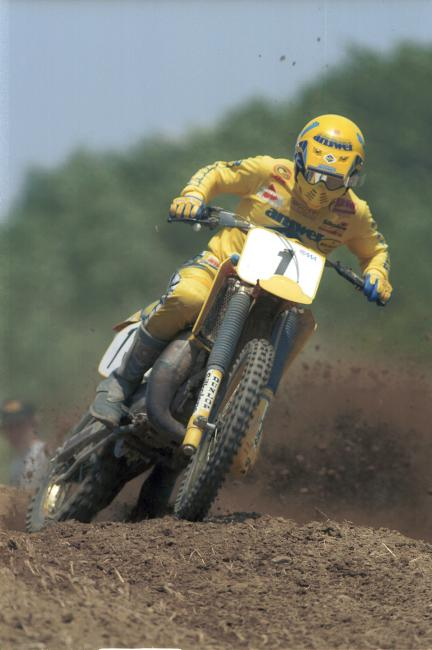 Pederson won 28 national titles during his career. Photo: Bill Petro