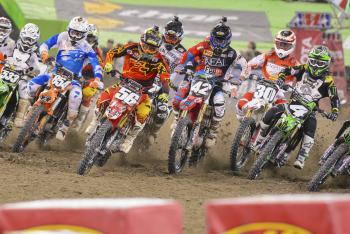 Sign of the (Lap) Times: Toronto SX