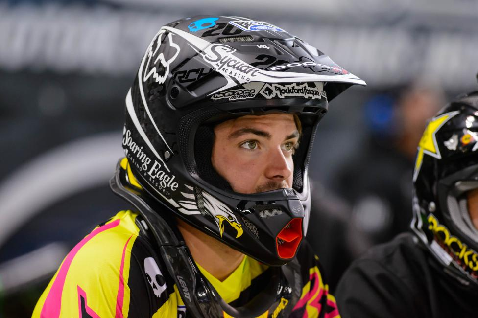 Broc Tickle had successful surgery over the weekend.  Photo: Simon Cudby