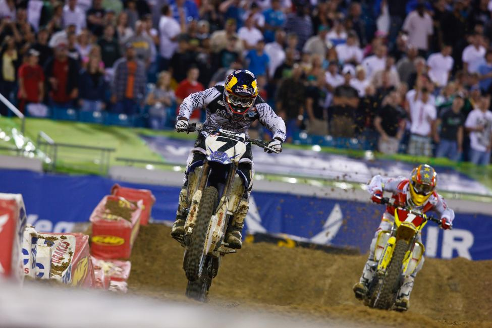 Stewart and Reed had an epic showdown in Jacksonville in 2009.