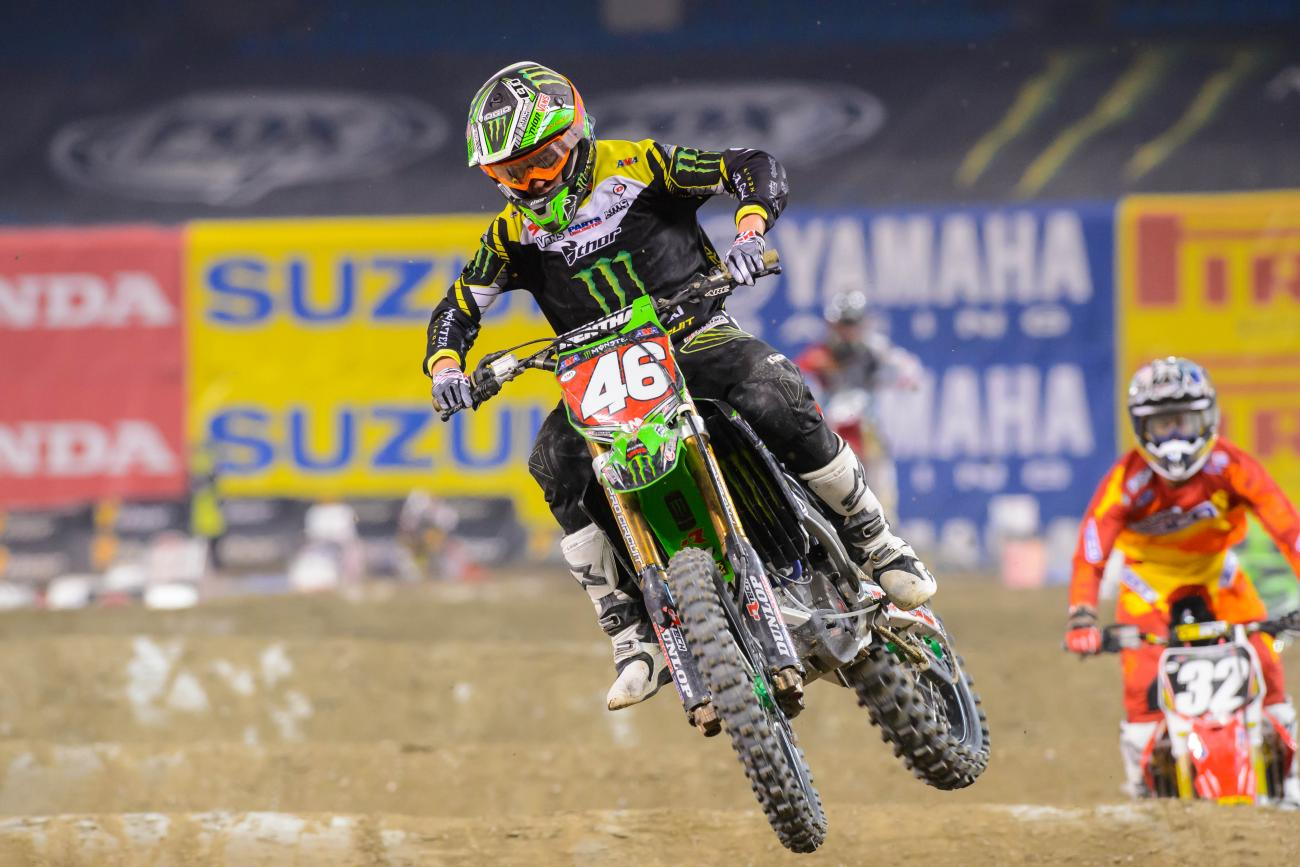 Rapid ReaXtion: AC out for Supercross