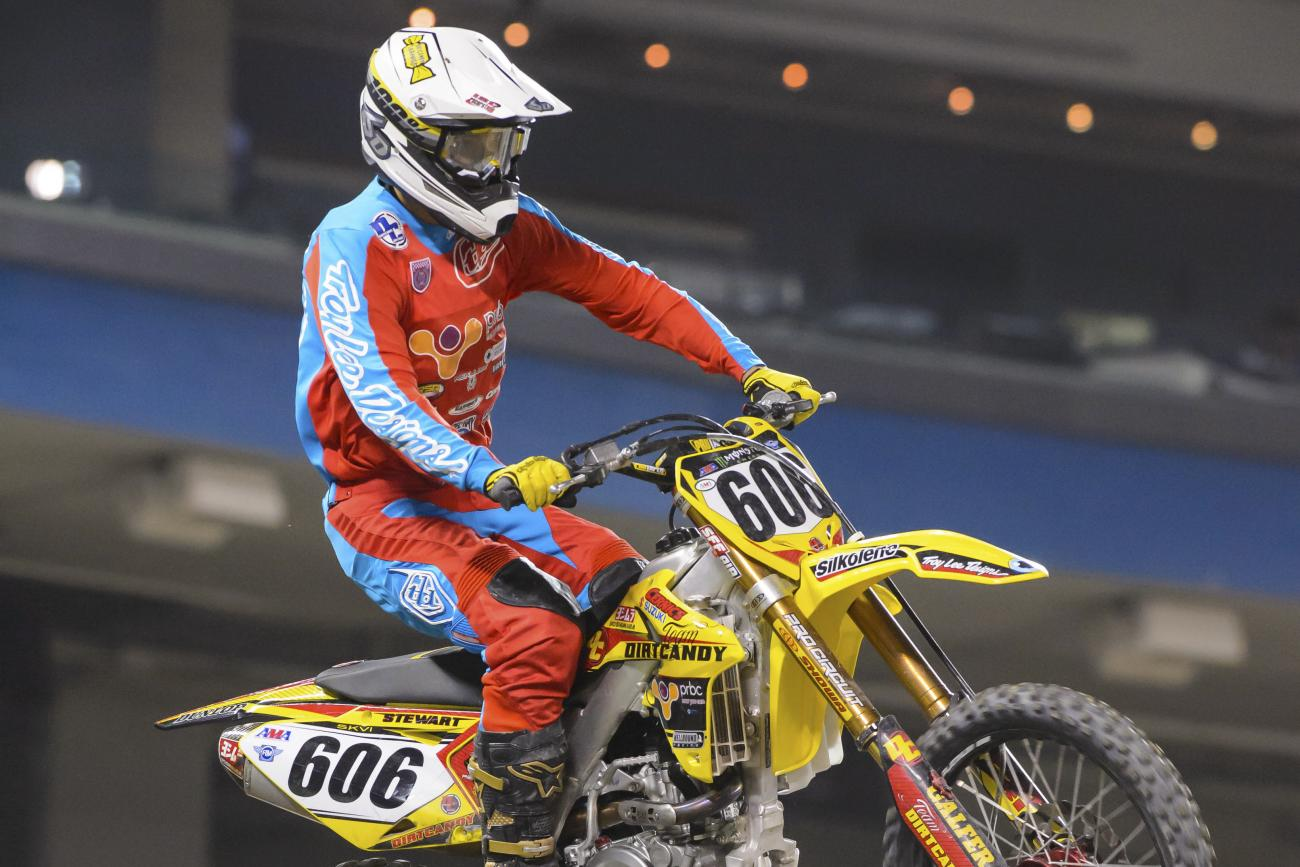 Privateer Profile: Ronnie Stewart