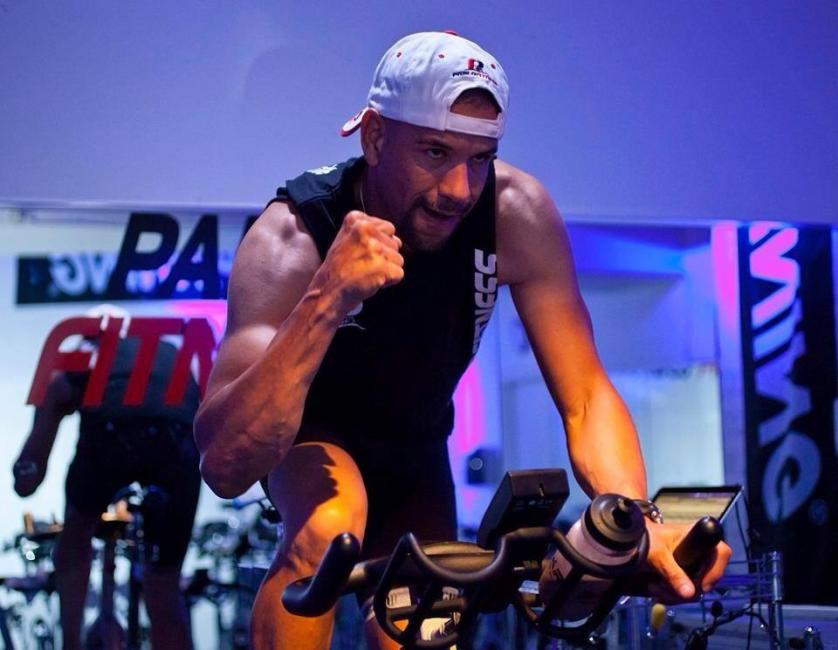 Will the Racer X Staff survive Pablo's spin class?