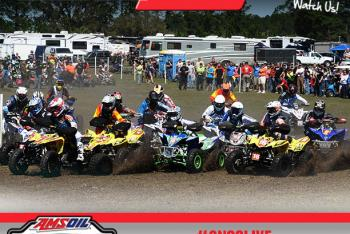 Watch: GNCC ATV Live Today on RacerTV.com