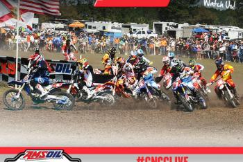 Watch: GNCC Bike Live Today on RacerTV.com
