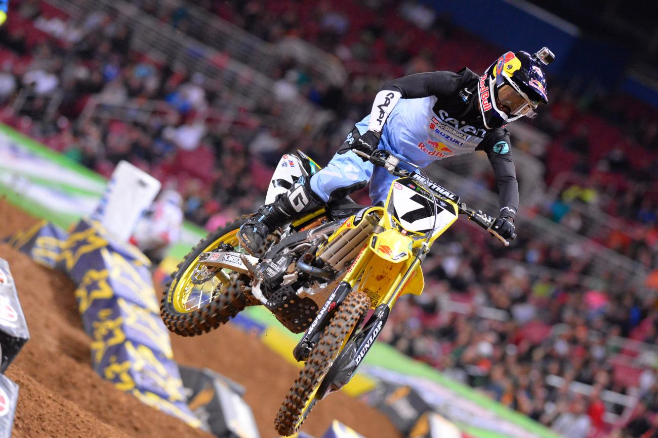 Practice Report: St. Louis SX