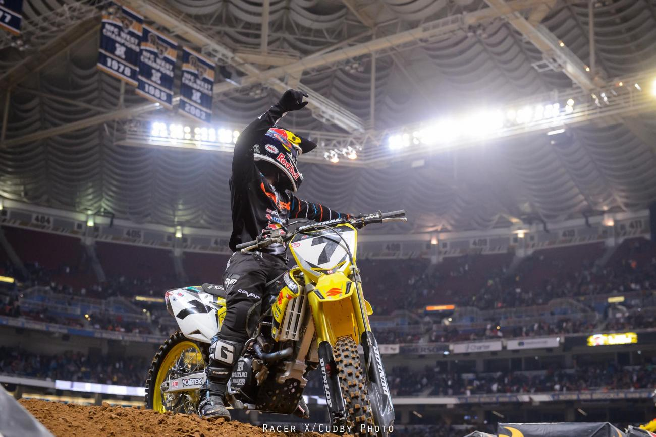 Race Report: St. Louis SX