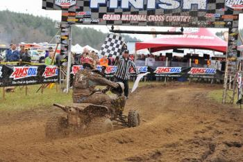 Historic Win for Borich at GNCC ATV