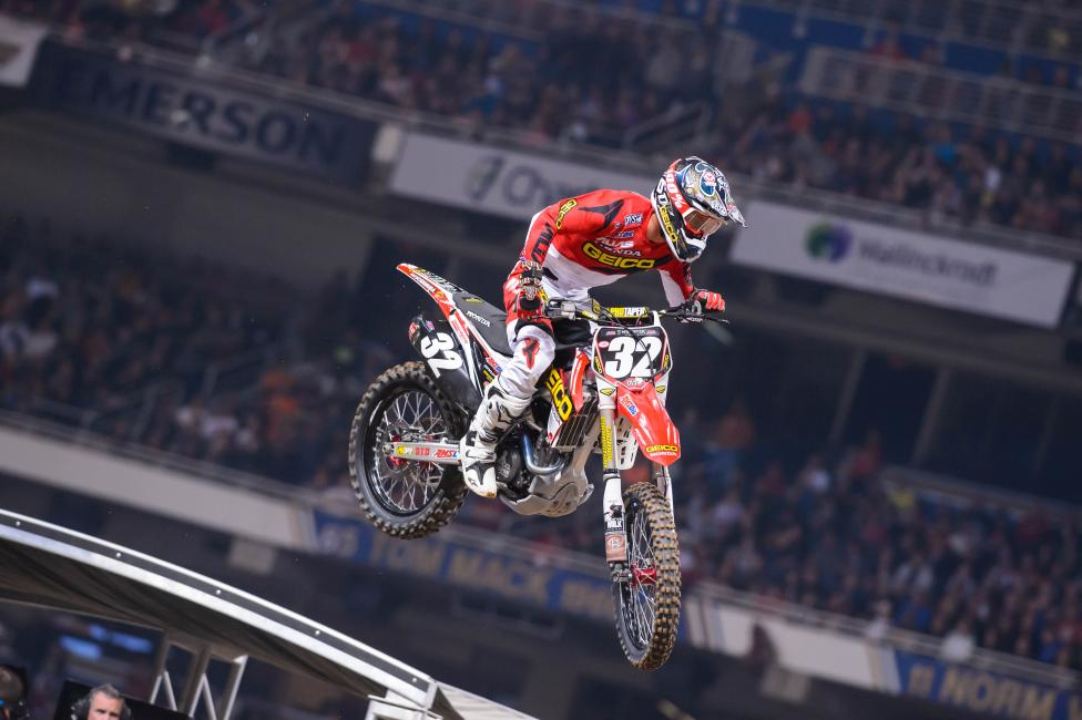 Bogle is now eight points back with two rounds left.