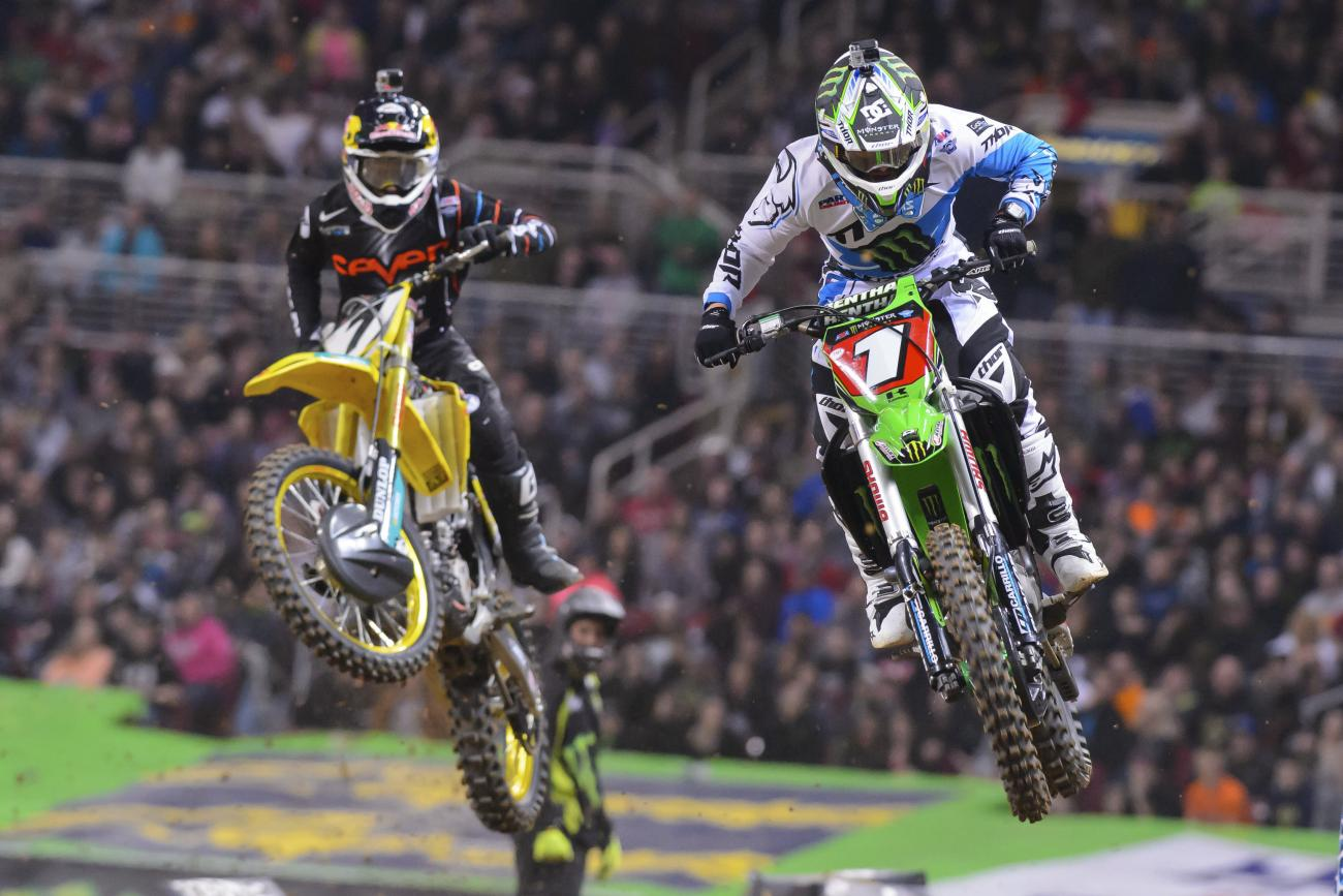 Racer X Podcast: St. Louis SX