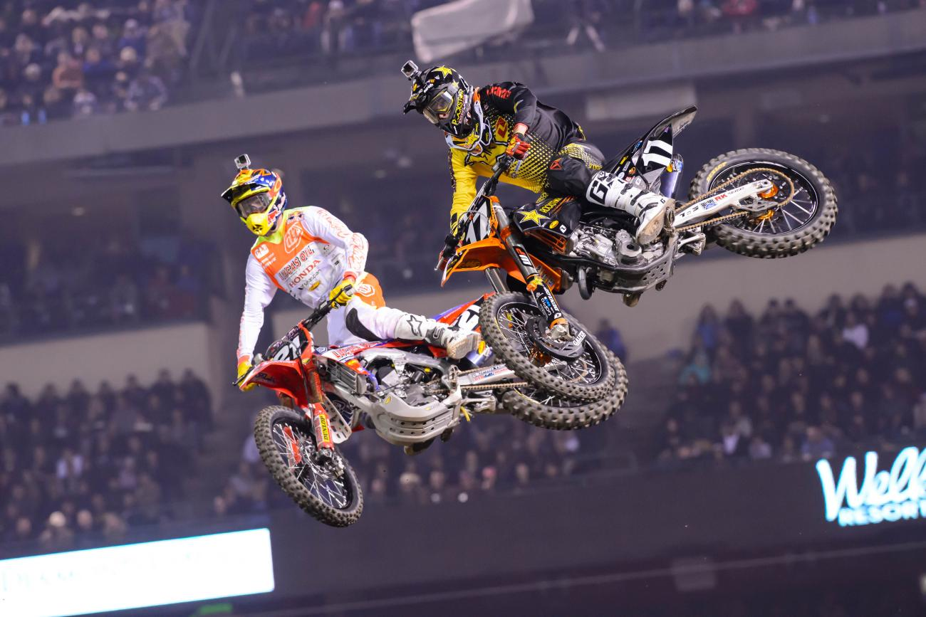 Who will win the 250SX West Region?