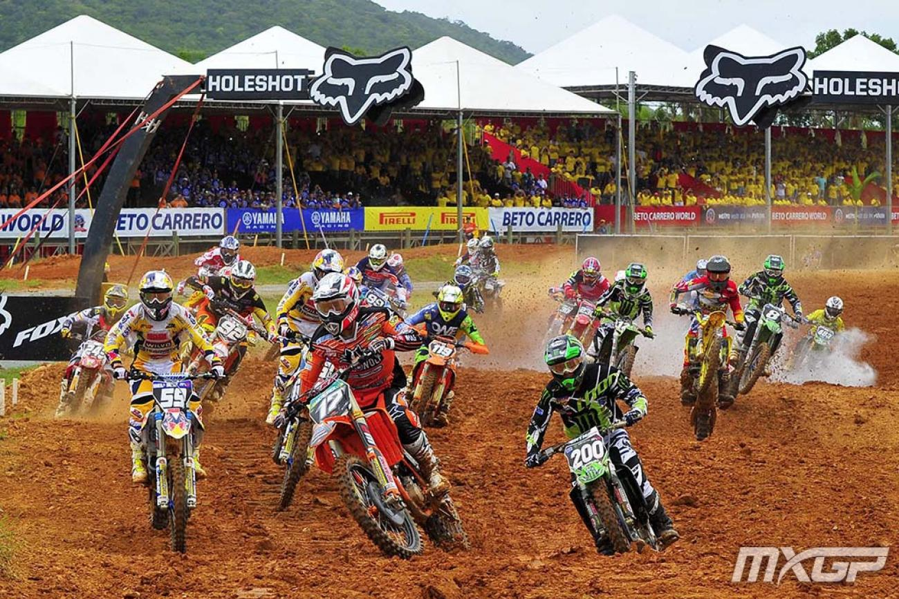 Race Report: MXGP of Brazil