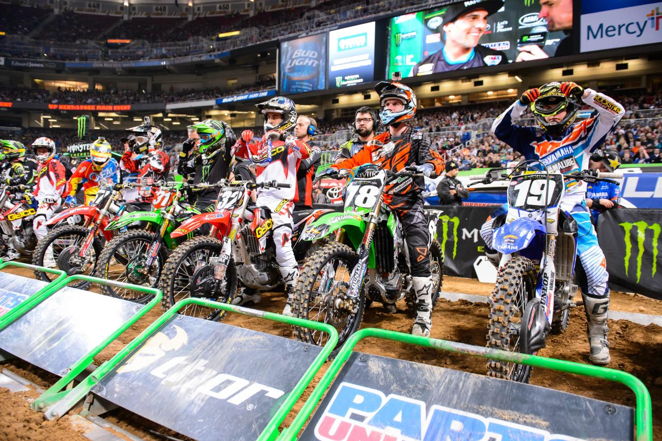 Sign of the (Lap) Times: St. Louis SX