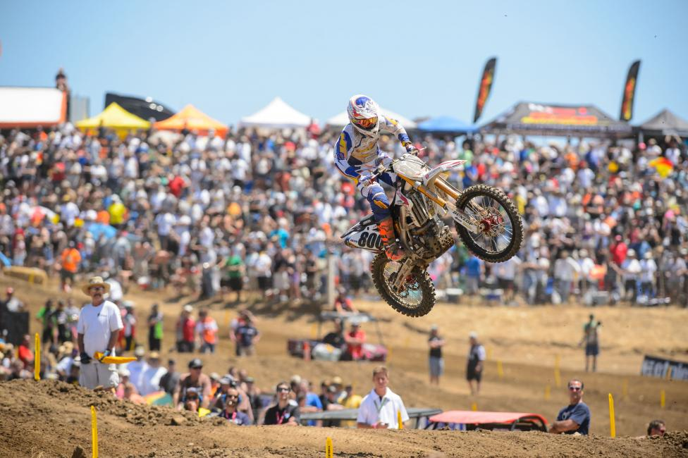 Alessi will race the season opener at Glen Helen and then head north to race in the Canadian season opener. After that the team will make their decision on where they race for the rest of 2014. Photo: Simon Cudby