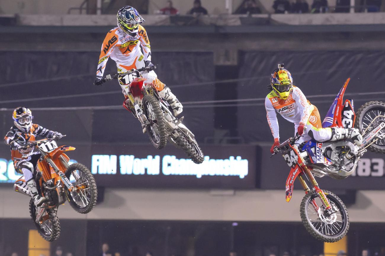 10 Things to Watch: Houston SX