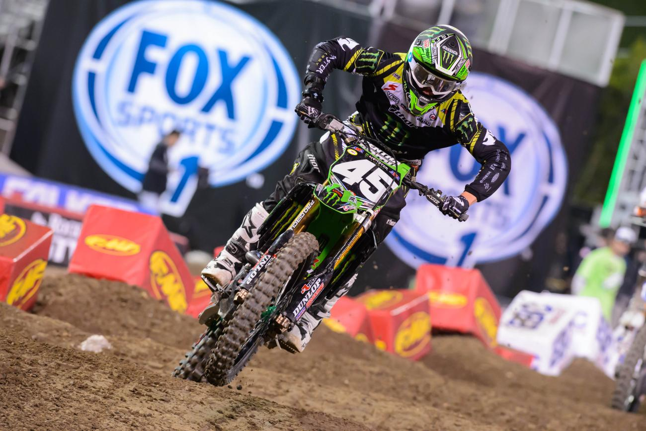 Injury Report: Houston SX