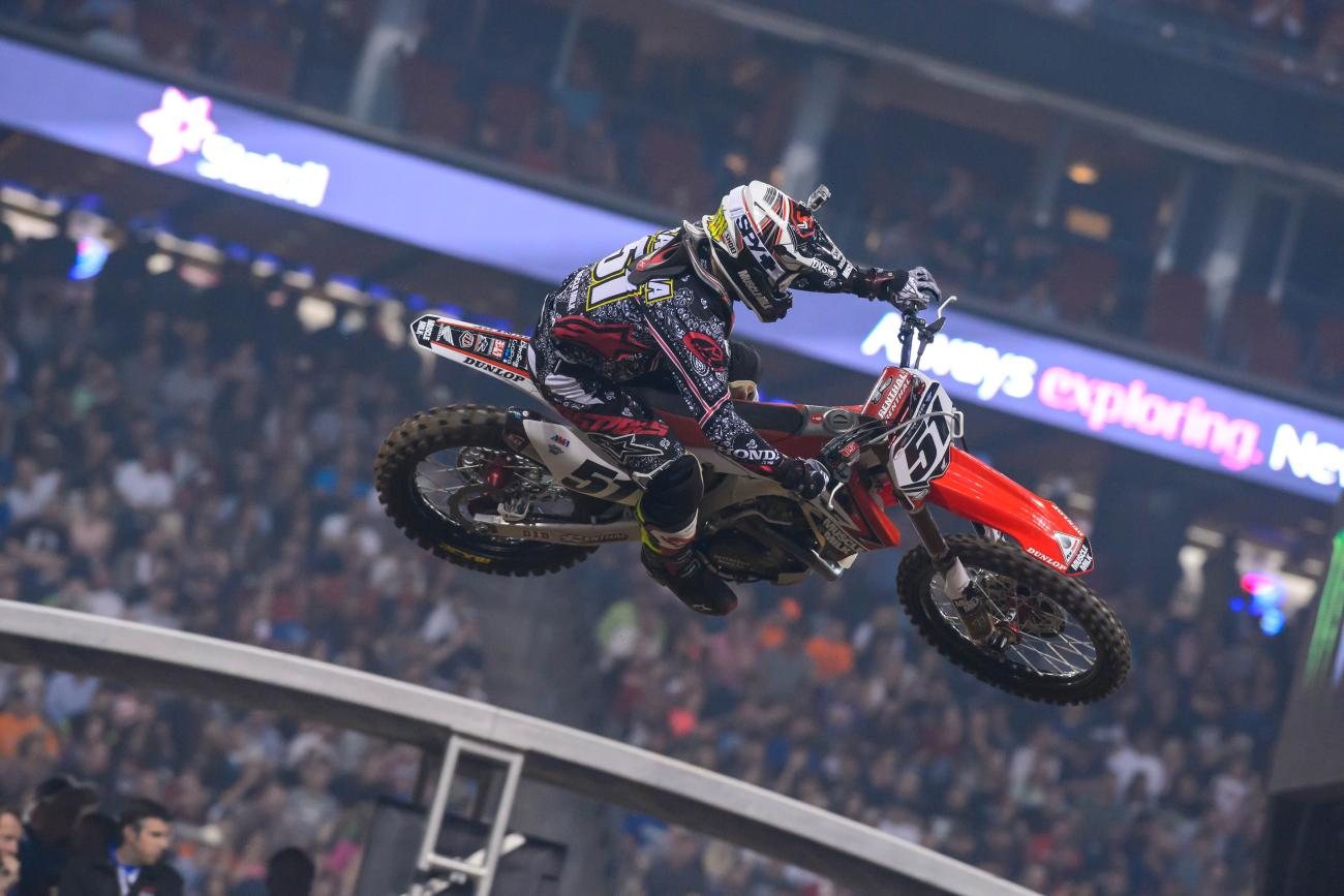 Sign of the (Lap) Times: Houston SX